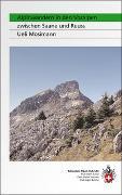 Cover-Bild zu Alpinwandern zwischen Saane und Reuss von Mosimann