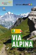 Cover-Bild zu Via Alpina von Gisler, Guido