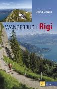 Cover-Bild zu Wanderbuch Rigi von Coulin, David