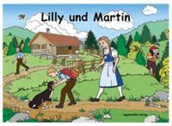 Cover-Bild zu Lilly und Martin von Langenegger, Lilly
