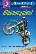 Cover-Bild zu Motorcycles! von Goodman, Susan E.