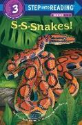 Cover-Bild zu S-S-snakes! von Penner, Lucille Recht