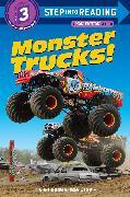Cover-Bild zu Monster Trucks! von Goodman, Susan E.