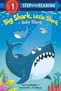 Cover-Bild zu Big Shark, Little Shark, Baby Shark von Membrino, Anna