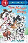 Cover-Bild zu Too Many Dogs von Houran, Lori Haskins