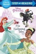 Cover-Bild zu Five Enchanting Tales (Disney Princess) von RH Disney