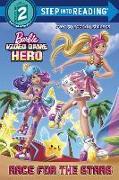Cover-Bild zu Race for the Stars (Barbie Video Game Hero) von Liberts, Jennifer