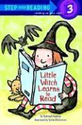 Cover-Bild zu Little Witch Learns to Read von Hautzig, Deborah