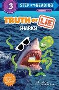Cover-Bild zu Truth or Lie: Sharks! von Perl, Erica S.