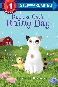 Cover-Bild zu Duck & Cat's Rainy Day von Bramsen, Carin