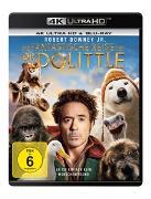 Cover-Bild zu Die fantastische Reise des Dr. Dolittle - 4K UHD von Jessie Buckley (Schausp.)