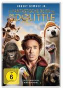 Cover-Bild zu Die fantastische Reise des Dr. Dolittle von Jessie Buckley (Schausp.)