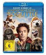 Cover-Bild zu Die fantastische Reise des Dr. Dolittle - Blu-ray von Jessie Buckley (Schausp.)