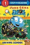 Cover-Bild zu Driving School (Elbow Grease) von Cena, John