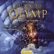 Cover-Bild zu Helden des Olymp, Teil 3: Das Zeichen der Athene (Audio Download) von Riordan, Rick