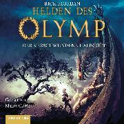 Cover-Bild zu Helden des Olymp, Teil 1: Der verschwundene Halbgott (Audio Download) von Riordan, Rick
