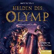 Cover-Bild zu Helden des Olymp, Teil 4: Das Haus des Hades (Audio Download) von Riordan, Rick