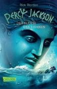 Cover-Bild zu Der Fluch des Titanen von Riordan, Rick