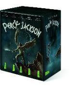 Cover-Bild zu Percy Jackson: Percy-Jackson-Taschenbuchschuber von Riordan, Rick
