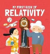 Cover-Bild zu Kaid-Salah Ferrón Sheddad: My First Book of Relativity
