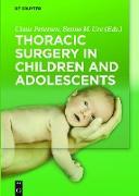 Cover-Bild zu Thoracic Surgery in Children and Adolescents (eBook) von Eber, Ernst (Beitr.)