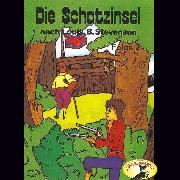 Cover-Bild zu Louis B. Stevenson, Folge 2: Die Schatzinsel (Audio Download) von Stevenson, Louis B.