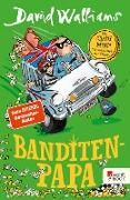 Cover-Bild zu Banditen-Papa (eBook) von Walliams, David