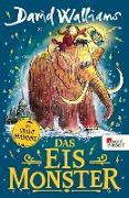 Cover-Bild zu Das Eismonster (eBook) von Walliams, David