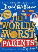 Cover-Bild zu The world's worst parents von Walliams, David