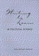 Cover-Bild zu Writing to Learn: In Political Science von Edwards, Anne Michaels