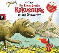 Cover-Bild zu Siegner, Ingo: Der kleine Drache Kokosnuss bei den Dinosauriern