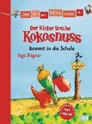 Cover-Bild zu Siegner, Ingo: Erst ich ein Stück, dann du - Der kleine Drache Kokosnuss kommt in die Schule