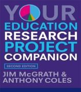 Cover-Bild zu Mcgrath, Jim: Your Education Research Project Companion (eBook)