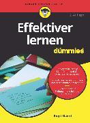 Cover-Bild zu Effektiver Lernen für Dummies (eBook) von Ebbert, Birgit