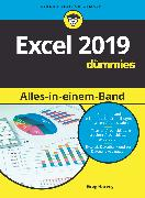 Cover-Bild zu Excel 2019 Alles-in-einem-Band für Dummies (eBook) von Harvey, Greg