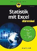 Cover-Bild zu Statistik mit Excel für Dummies (eBook) von Schmuller, Joseph