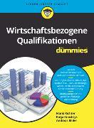 Cover-Bild zu Wirtschaftsbezogene Qualifikationen für Dummies von Richter, Frank