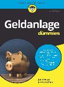 Cover-Bild zu Geldanlage für Dummies (eBook) von Engst, Judith