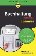 Cover-Bild zu Buchhaltung kompakt für Dummies von Griga, Michael