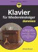 Cover-Bild zu Klavier für Wiedereinsteiger für Dummies von Renaud, Mélanie