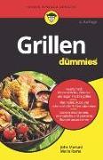 Cover-Bild zu Grillen für Dummies von Rama, Marie