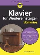 Cover-Bild zu Klavier für Wiedereinsteiger für Dummies (eBook) von Renaud, Mélanie