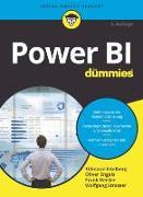 Cover-Bild zu Power BI für Dummies A2 von Eitelberg, Tillmann