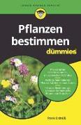 Cover-Bild zu Pflanzen bestimmen für Dummies von Erdnüß, Frank