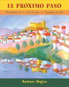 Cover-Bild zu El Proximo Paso: Gramatica Avanzada, Lecturas, Composicion von Mujica, Barbara