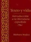 Cover-Bild zu Texto y vida von Mujica, Barbara
