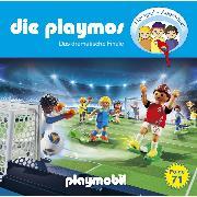 Cover-Bild zu Die Playmos, Folge 71: Das dramatische Finale (Audio Download) von Fickel, Florian