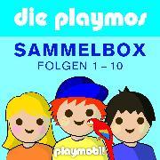 Cover-Bild zu Die Playmos - Das Original Playmobil Hörspiel, Boxenset, Folgen 1-10 (Audio Download) von Fickel, Florian