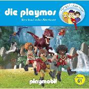 Cover-Bild zu Die Playmos - Das Original Playmobil Hörspiel, Folge 61: Eine Insel voller Abenteuer (Audio Download) von Fickel, Florian