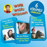 Cover-Bild zu Willi wills wissen, Sammelbox 2: Folgen 4-6 (Audio Download) von Fickel, Florian